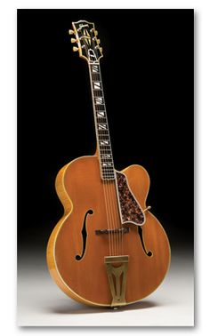 Vintage 1954 Gibson Super 400CN Archtop Acoustic Guitar