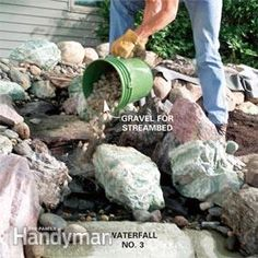 Why You Should Invest In Simple Water Features For Your Home Garden – Pool Landscape Ideas Backyard Stream, Backyard Water Feature, Ponds Backyard, Garden Stream, Backyard Waterfalls, Garden Ponds, Fish Ponds, Outdoor Water Features, Water Features In The Garden