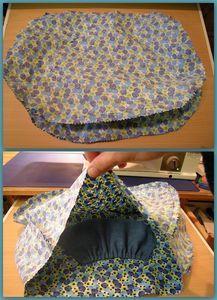 Finally my tutorial of my bag Ladybug! Purse Tutorial, Bag Patterns To Sew, Tote Purse, My Bags, Ladybug, Purses, Sewing, Knitting, Blog