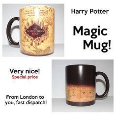 Harry Potter Marauder Karte Farbe ändern Magic von Mugtimeuk