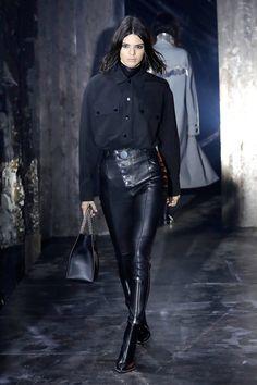 Alexander Wang SS/17 - Kendall Jenner's Best Model Moments - Photos