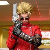 Vash trigun cosplay