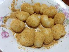 麻糬食譜 預備食材1 糯米粉 100克 水 100克 細砂糖 20克 預備食材2 花生粉 15克 糖粉 依個人口味 耐熱塑膠袋 1個 沙拉油