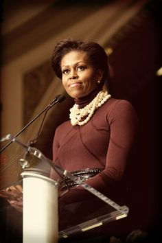 Michelle Obama's style is such an inspiration...timeless and stylish...regal and down to earth. She is awesome.