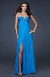 Shop classic prom dresses and long formal evening gowns for prom at PromGirl. Floor-length designer prom gowns, long evening dresses, and long formal dresses for prom Prom Dress 2013, Prom Dresses For Sale, Beaded Prom Dress, Prom Dresses Online, Prom Dresses Blue, Homecoming Dresses, Strapless Dress Formal, Bridesmaid Dresses, Formal Dresses