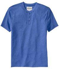 Men's Botton T-shirt