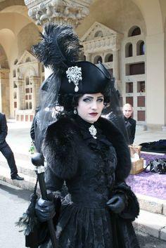 Gothic Model: Obscura Nocturna Mortifera