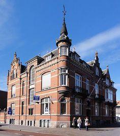 Monumentera - Locatie - Station 's Hertogenbosch