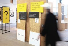 Exploring this year's theme of questioning perceptions the visual identity of this year's BA Graphic Design degree show at Central Saint Martins utilizedGT Cinetype. The system explores diversity, in materiality and form, to an exciting and thought-provoking effect.Design byHannah Nightingale,Jūratė Gačionytė, andFelix Steindl