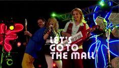 "How I Met Your Mother ~ ""Let's go to the mall"" by Robin Sparkles aka Robin"