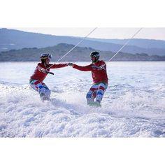 #sbxitaly #teamitaly #audiitalia #wakeboarding #snowboarding #wearefisi #fun #summer @audi_italia