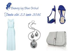 Ținuta zilei - 22 iunie 2016 - Beauty by Blue Orchid Blue Orchids, Beauty, Image, Fashion, Fashion Styles, Beauty Illustration, Fashion Illustrations, Trendy Fashion, Moda