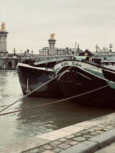 #paris #parisfrance #parisian #parisienne #seemyparis #mylittleparis #parisienne Paris France, River Bank, Boat, Instagram, Dinghy, Boats, Ship