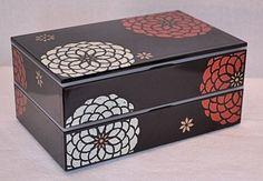 Chrysanthemum Large Bento #bentobox #lunchbox http://www.hanabentos.com/