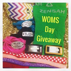 Happy 4th Blog-a-versary Weight Off My Shoulders! Let's Celebrate With A Giveaway! — Weight Off My Shoulders