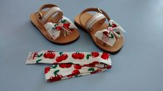 Lovely baby sandals