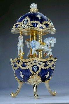 Giostra...Beautiful Faberge...Donnine...