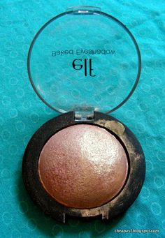 e.l.f. Baked Eyeshadow in Enchanted: gorgeous rose gold for $3 or less!