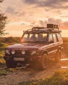 Land Rover Discovery 2, Golden Hour, Vehicles, Cars, Instagram, Autos, Car, Car, Automobile