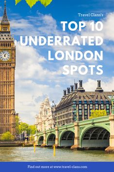 Top 10 Things to do in London with Kids in 7 Days - Travel Clans Places To Travel, Travel Destinations, London With Kids, Moving To The Uk, London Guide, London Instagram, Family Days Out, Things To Do In London, London Travel