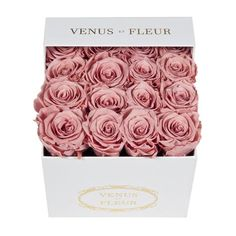 Small Square Box, Venus et Fleur - Cadeaux fête des Mères 2017: tout pour gâter maman