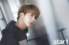[Picture/FB] Jin at star1 Magazine Photoshoot (October Issue) [150915]