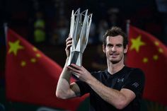 Murray masters Shanghai to close on top ranking Tennis World, Andy Murray, Top Ten, Espn, Sports News, Shanghai, China, Twitter, Masters