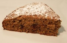 Moveable Feasts: Gayle's Walnut Tweed Cake