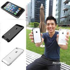 #How do you #pick a #case for your precious #iPhone? #aluminiumcase #aluminiumjacket #aluminium