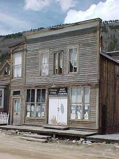 St Elmo, Colorado Ghost Town www.GranddaddysSecrets.com