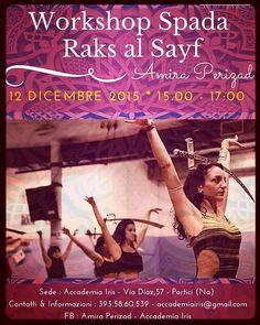 My workshop -12 December 2015 #accademiairis #amiraperizad #bellydance #bellydancer #bellydancing #danza #danzaaraba #danzaorientale #orientaldanse #oriental #orientaldance #training #work #teaching #workshop #raksalsayf