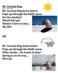 Ground Hogs Day