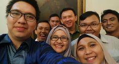 Jakarta, Obsessionnews – Beberapa anak muda yang tergabung dalam komunitas relawan Teman Ahok ikut mewarnai perjalanan sejarah perpolitikan nasional. Manuver Teman Ahok dalam penggalangan sejuta KTP