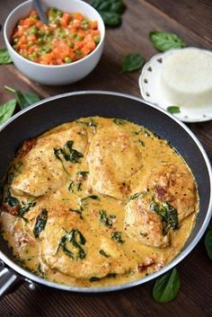 Healthy Recipes, Healthy Food, Curry, Chicken, Dinner, Cooking, Ethnic Recipes, Diet
