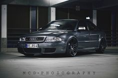 Gorgeous RS4