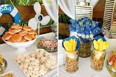spongebob squarepants birthday ideas | Party Decoration, Printable Design & Photography: Chiquita Party ...