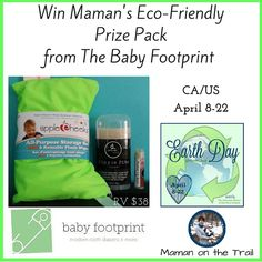 GIVEAWAY ALERT: Celebrate Earth Day with an Earth Day giveaway hop and 30 chances to win some great eco-friendly and natural prizes!