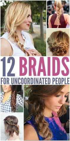Easy braiding hacks for beautiful results every time.