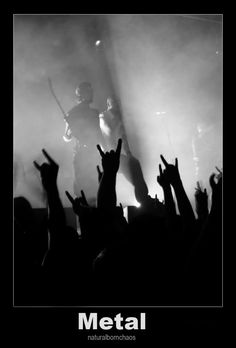 Metal music | When i first started listening to Metal music, i may never have ...