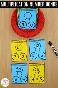 Multiplication and division fluency is such an important skill for grade students. In Unit 3 of the Grade Math Made Fun Curriculum, 3rd Grade Classroom, 3rd Grade Math, Math Classroom, Grade 2, Third Grade, Maths, Classroom Ideas, Properties Of Multiplication, Multiplication Problems