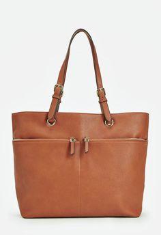 Kaelan Handtaschen in Cognac - günstig kaufen bei JustFab