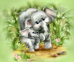 Penny Parker Images - elephants