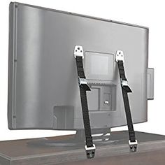 Amazon.com: Safety Baby Metal Furniture / TV Straps - Bolts and Hardware Included (2 Pack): Home & Kitchen
