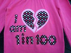 1 in 100 Heart Shirt in honor of Congenital Heart Defect Awareness Month