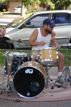 Even Funkier!!! Drums, Shots, Music Instruments, Live, Musical Instruments, Drum Sets, Drum, Drum Kit