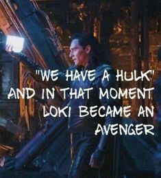 Loki is the very precision of an anti-hero. Although he's frequently making mischief deep down inside he has a good heart.Read This Top 22 Loki Memes So True Marvel Avengers, Avengers Humor, Ms Marvel, Avengers Quotes, Marvel Quotes, Marvel Memes, Loki Quotes, Captain Marvel, Captain America