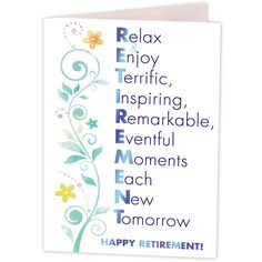 28 best greeting cards retirement images on pinterest in 2018 happy retirement greeting card m4hsunfo