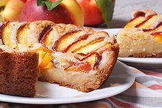 Pastel de Melocotón Te enseñamos a cocinar recetas fáciles cómo la receta de Pastel de Melocotón y muchas otras recetas de cocina..