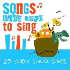 sunday school songs for kids                                                                                                                                                                                 More