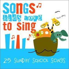 sunday school songs for kids